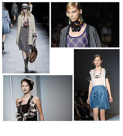 Statement Necklaces From Spring 2009