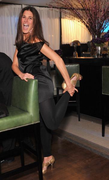 <i>Vanity Fair</i>'s Elizabeth Saltzman Walker