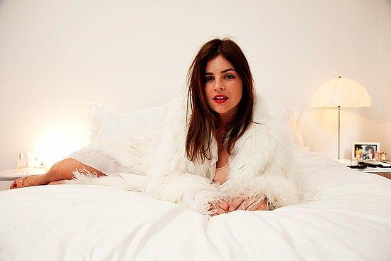 Julia Restoin-Roitfeld Shows Off Apartment, Scores Jil Sander Fragrance Campaign