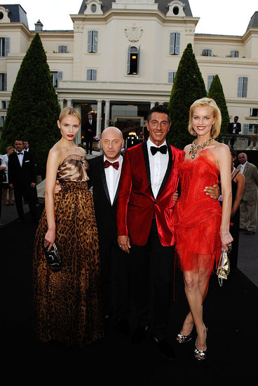 amfAR Cinema Against Aids Gala Brings Out Dolce, Gabbana, Natasha Poly, and a Little Bit of Twi-Hard in Carine Roitfeld