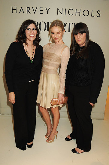 Rodarte Jets In to London for Private Dinner at Harvey Nicks