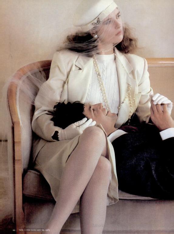 January 1983: The Stylist's Eye