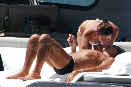 New Photos Fan Flames Further that Roberto Cavalli and Wife Eva Have Split