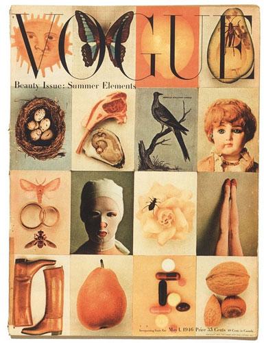 Vogue, May 1946