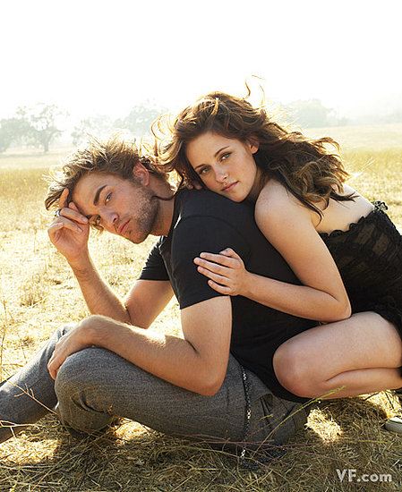 Vanity Fair Photoshoot(Twilight Feature)