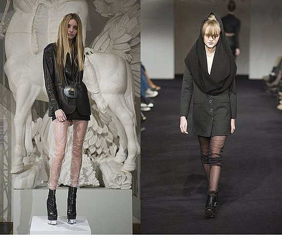 Fall 2009 Stockholm Trend Report: Loose Leggings