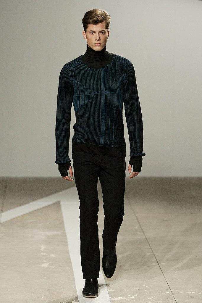 New York Fashion Week: Shipley & Halmos Fall 2009