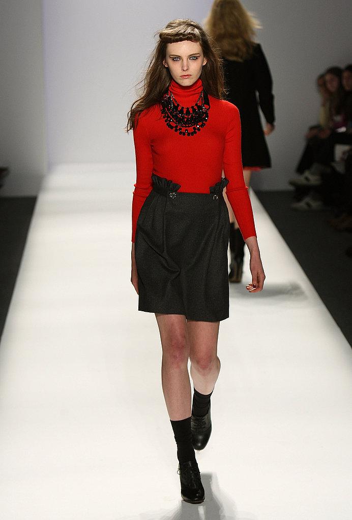 New York Fashion Week: Verrier Fall 2009