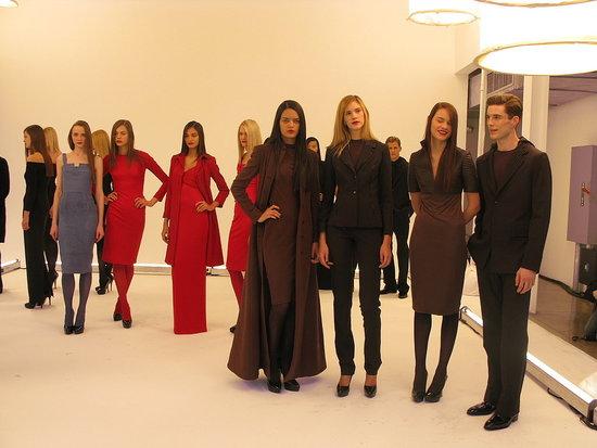 New York Fashion Week: 6119 Ilana Sunderland Fall 2009