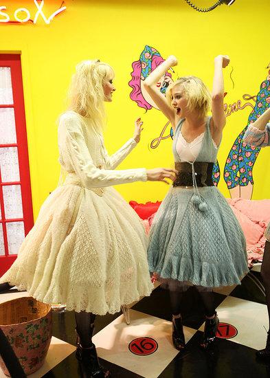 New York Fashion Week: Betsey Johnson Fall 2009