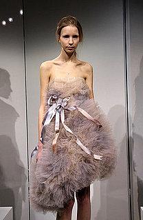 New York Fashion Week: Marchesa Fall 2009