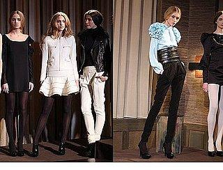 New York Fashion Week: Frank Tell Fall 2009