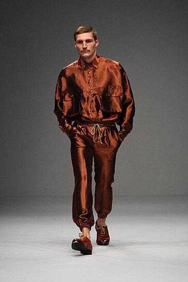 London Fashion Week: Man Fall 2009