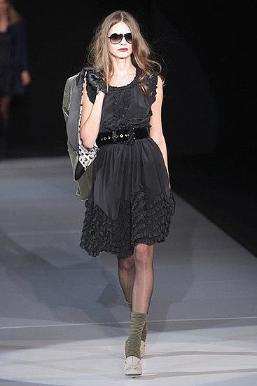 Milan Fashion Week: Emporio Armani Fall 2009