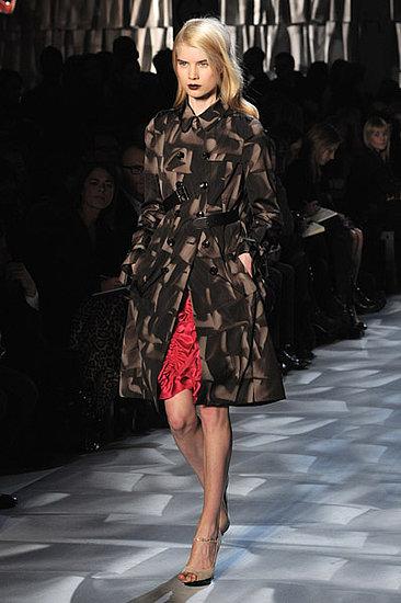Milan Fashion Week: Moschino Cheap & Chic Fall 2009