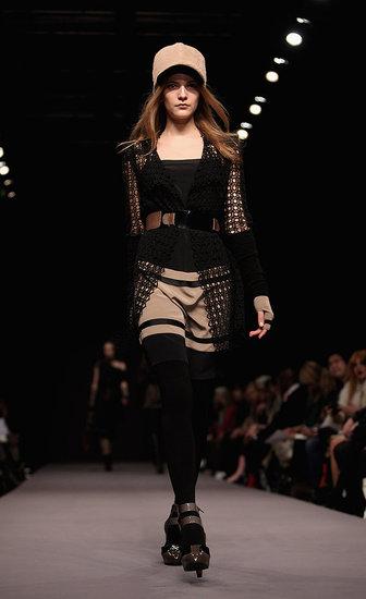 London Fashion Week: Jaeger London Fall 2009