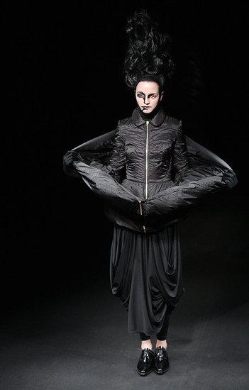 Paris Fashion Week: Junya Watanabe Fall 2009