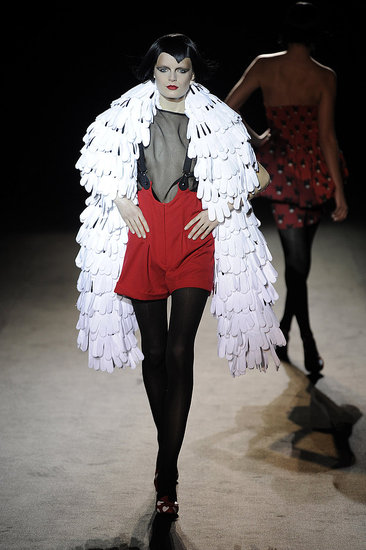 Paris Fashion Week: Jeremy Scott Fall 2009