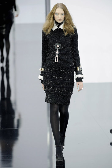 Paris Fashion Week: Chanel Fall 2009