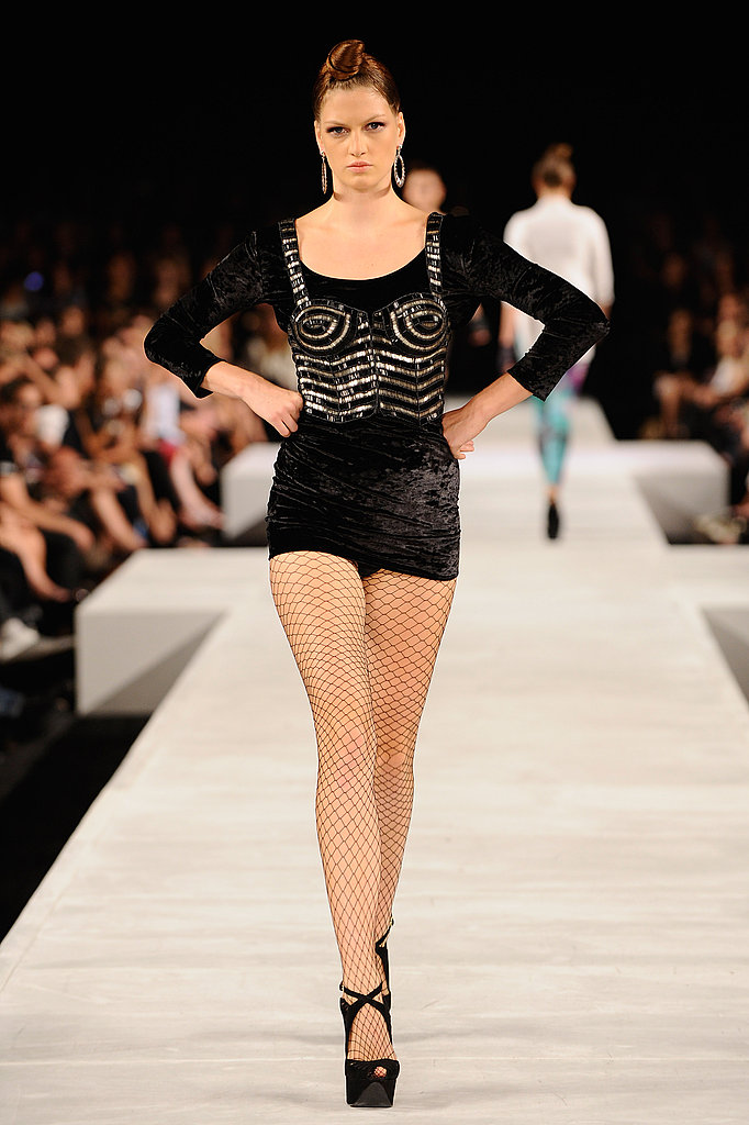 Melbourne Fashion Week: Fairbanks Fall 2009