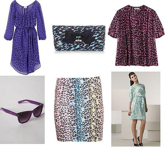 Shopping: Leopard Goes Technicolor