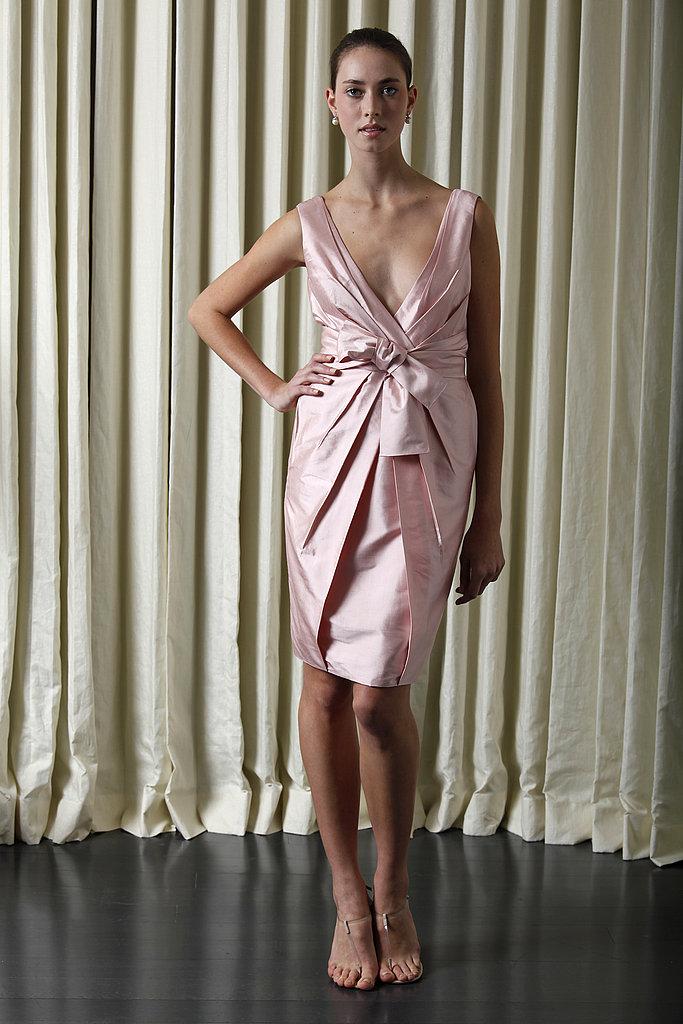 New York Bridal Market: Monique Lhuillier Spring 2010