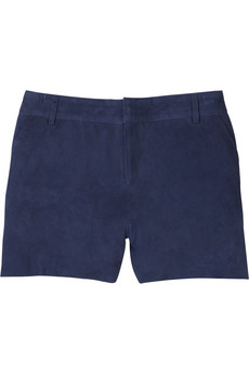 Glaieul suede shorts$265