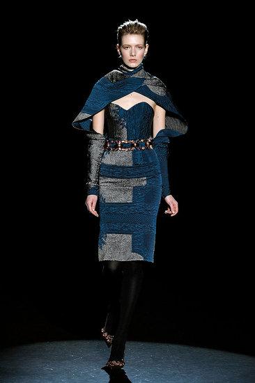 New York Fashion Week: Carolina Herrera Fall 2009