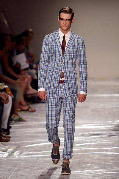 Milan: Moschino Men's Spring 2010