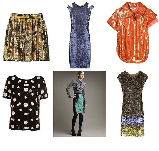 Shopping: Shiny Happy Sequins