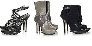 Shopping: Camilla Skovgaard's Sculptural Heels