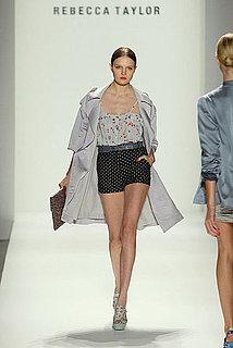 New York Fashion Week: Rebecca Taylor Spring 2010