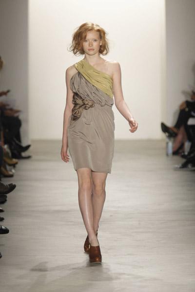 New York Fashion Week: Costello Tagliapietra Spring 2010