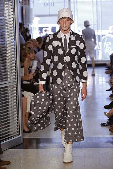 New York Fashion Week: Thom Browne 2010
