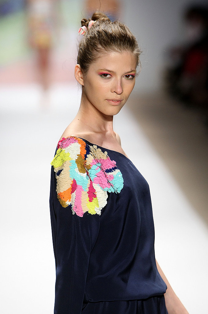 New York Fashion Week: Tibi Spring 2010