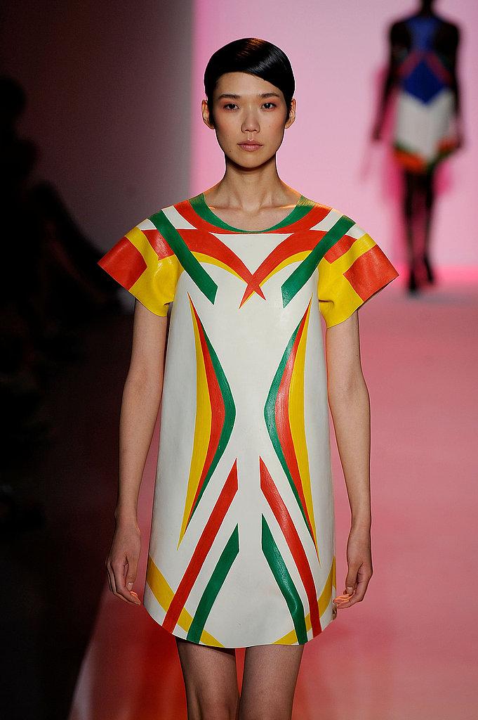 New York Fashion Week: Alexandre Herchcovitch Spring 2010