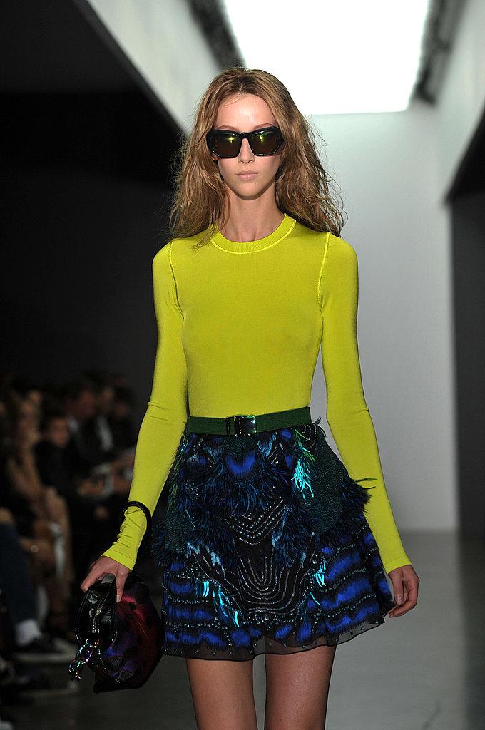 New York Fashion Week: Proenza Schouler Spring 2010