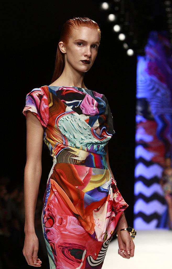London Fashion Week: Basso & Brooke Spring 2010