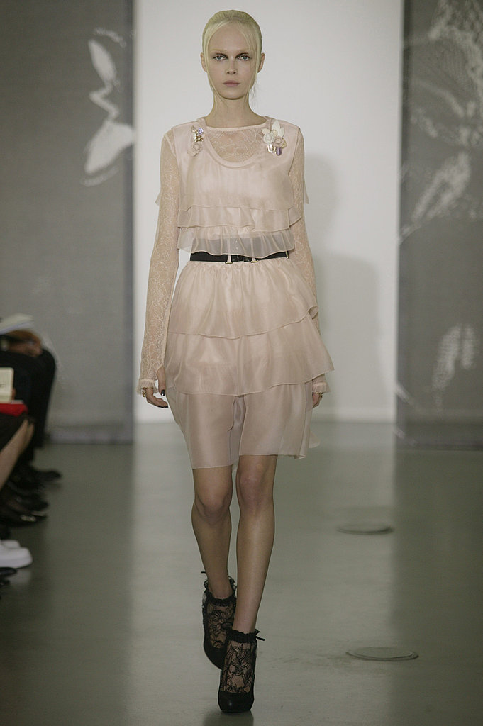 Paris Fashion Week: Nina Ricci Spring 2010