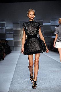 Paris Fashion Week: Karl Lagerfeld Spring 2010