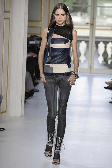 Paris Fashion Week: Balenciaga Spring 2010