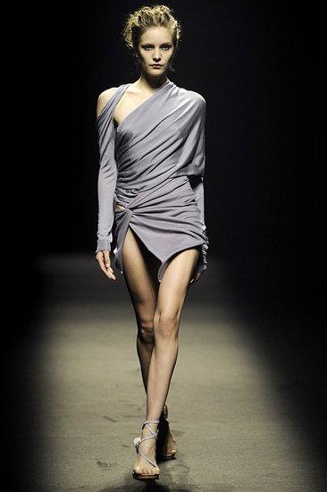 Paris Fashion Week: Haider Ackermann Spring 2010