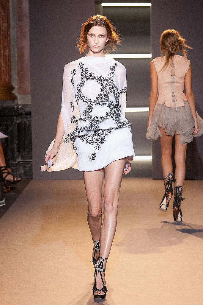 Paris Fashion Week: Sophia Kokosalaki Spring 2010
