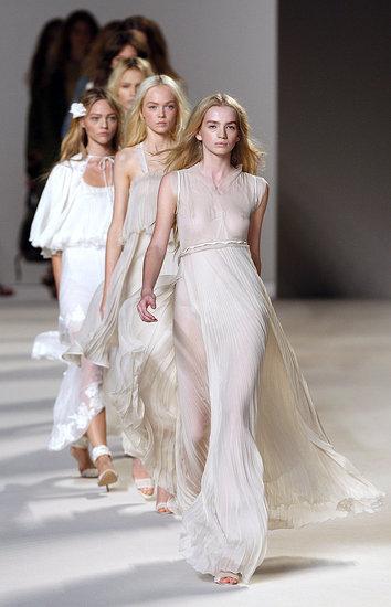 Paris Fashion Week: Chloé Spring 2010