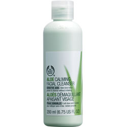 Review of The Body Shop Aloe Calming Facial Cleanser
