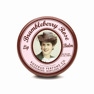 Reader Review of the Day: Rosebud Perfume Co. Brambleberry Rose Lip Balm