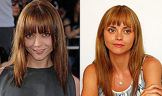 Which Hair Color Is Better on Christina Ricci?