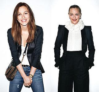 Leighton Meester in Harper's Bazaar September 2009