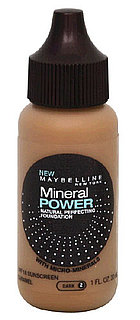 Reader Review of the Day: Maybelline Mineral Power Natural Perfecting Foundation