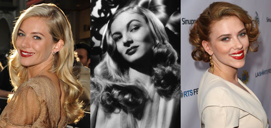 Would You Wear Old-School Hairstyles?